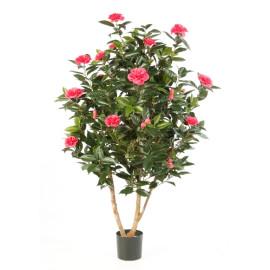 Kunstplant Camelia Roze 150 cm
