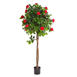 Kunstplant Camelia Roze 160 cm