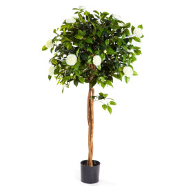 Kunstplant Camelia Wit 130 cm