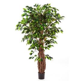Kunstplant Ficus Liana Deluxe 210 cm