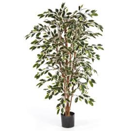 Kunstplant Ficus Nitida Mixed 120 cm