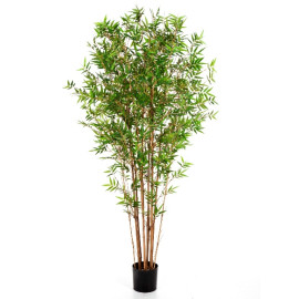 Kunstplant Bamboo Oriental Japans 120 cm