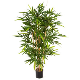 Kunstplant New Bamboo 120 cm