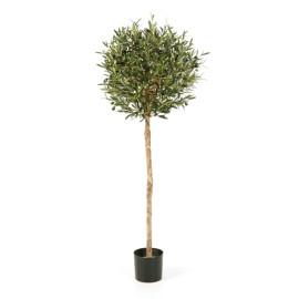 Kunstplant Olijfboom Bal 140 cm