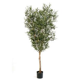 Kunstplant Olijfboom 120 cm