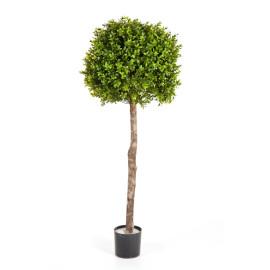 Kunstplant Boxwood Ball Plastic 140 cm