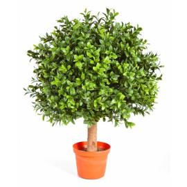 Kunstplant Buxus Plastic 50 cm