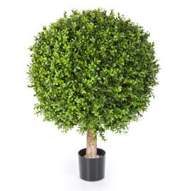 Kunstplant Buxus Plastic 60 cm