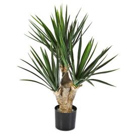 Kunstplant Yucca Plastic 70 cm