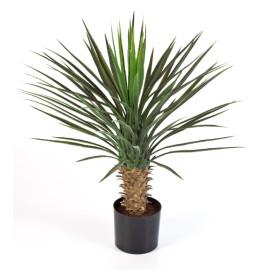 Kunstplant Yucca Plastic 80 cm