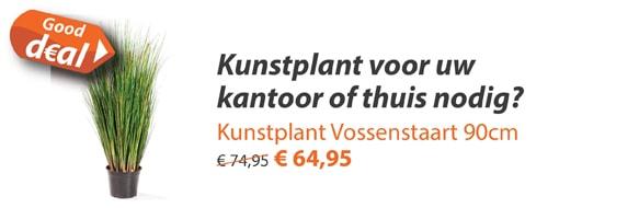 Kunstplant vossenstaart